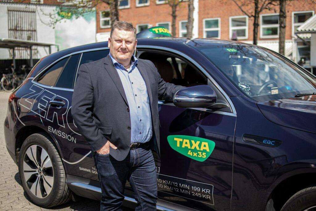 Stefan Sommer Direktør TAXA 4x35