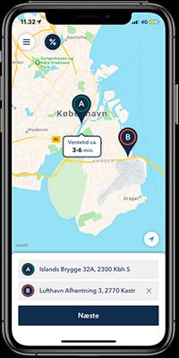 Taxa app fordele med TAXA 4x35 appen - Derfor skal du bruge appen