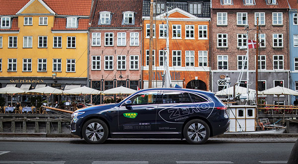 Taxi Copenhagen